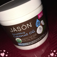 JĀSÖN Smoothing Coconut Oil - USDA Organic uploaded by Patty H.