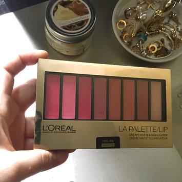 Photo of L'Oréal Paris La Palette Lip uploaded by Catherine P.