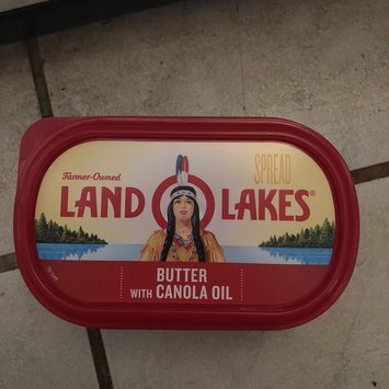 Photo of Land O'Lakes Butter with Canola Oil uploaded by Alexxandria H.