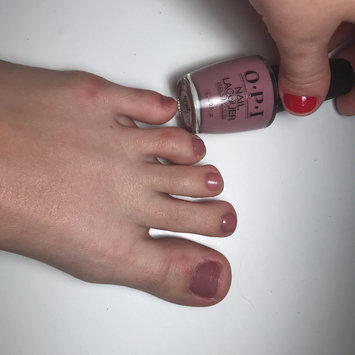 Photo of OPI Tickle My France y uploaded by Hannah H.
