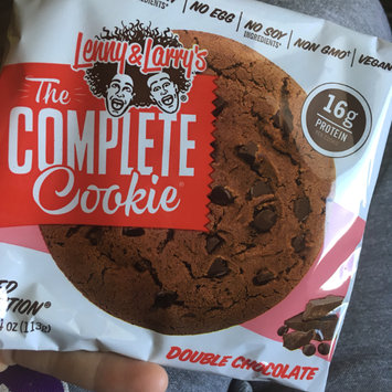 Photo of Lenny Larry's Lenny & Larry's The Complete Cookie, Double Chocolate, 4-Ounce Cookies (Pack of 12) [{