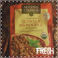 Seeds Of Change Quiona & Brown Rice With Garlic uploaded by Faith M.