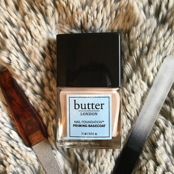 Photo of Butter London Nail Foundation Priming Basecoat uploaded by Brittany H.