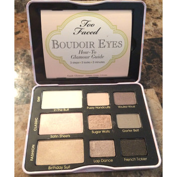 Photo of Too Faced Boudoir Eyes Soft & Sexy Shadow Collection uploaded by Brittany S.