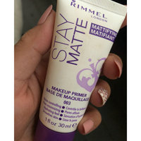 Rimmel London Stay Matte Primer uploaded by Kookie A.