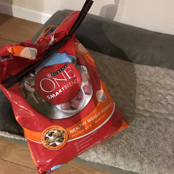 Photo of PURINA ONE® SmartBlend Healthy Weight Formula Adult Premium Dog Food uploaded by Lauren B.