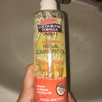 Photo of Palmers Cocoa Butter Cleansing Oil 6.5 oz uploaded by Catherine W.