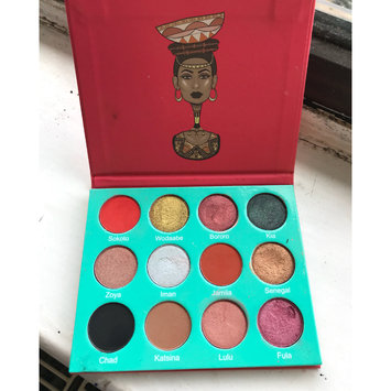 Photo of Juvias Place The Saharan Eyeshadow Palette uploaded by Niamh L.