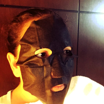 Photo of Papa Recipe Bombee Black Honey Mask Sheet uploaded by Susan P.