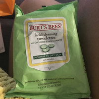 Burt's Bees Facial Cleansing Towelettes Cucumber & Sage uploaded by Jacqueline M.
