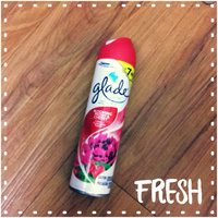Glade® Spray Blooming Peony & Cherry™ Air Freshener 8 oz. Aerosol Can uploaded by Faith M.