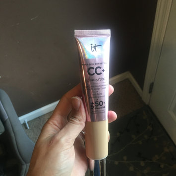 Photo of IT Cosmetics® Your Skin But Better™ CC+ Illumination™ with SPF 50+ uploaded by Kayla A.