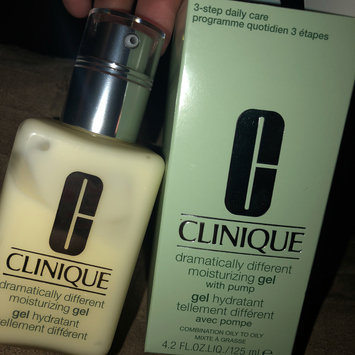 Photo of Clinique Dramatically Different™ Moisturizing Gel uploaded by Athena G.