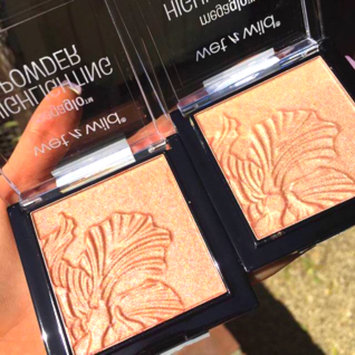Photo of wet n wild MegaGlo Highlighting Powder uploaded by Heather Pauline k.