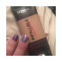 L'Oréal Paris Infallible® Pro-Matte Foundation uploaded by Kayla J.