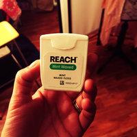 REACH® Mint Waxed Floss uploaded by Jaime J.