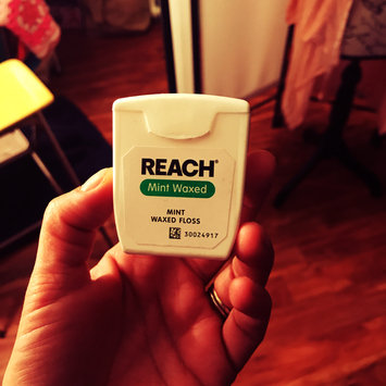 Photo of REACH® Mint Waxed Floss uploaded by Jaime J.