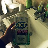 ACT Restoring Mint Burst Anticavity Fluoride Mouthwash, 18 oz uploaded by Jaime J.