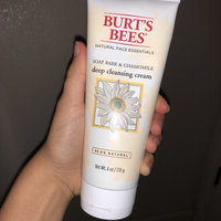 Burt's Bees Soap Bark & Chamomile Deep Cleansing Cream uploaded by Brateil D.