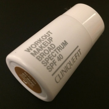 Photo of Clinique FIT™ Workout Makeup Broad Spectrum SPF 40 uploaded by Nia N.