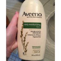 AVEENO® Daily Moisturizing Lotion uploaded by Gates S.