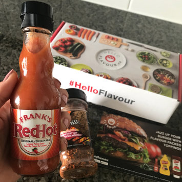 Photo of Frank's RedHot® Original Cayenne Pepper Sauce uploaded by Courtney W.