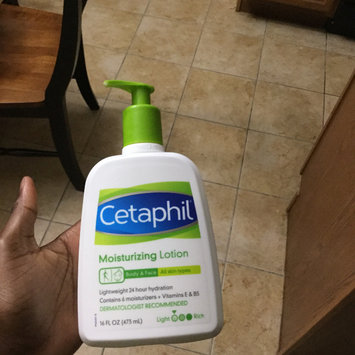 Photo of Cetaphil Moisturizing Lotion uploaded by member-618f1