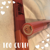 Too Faced Sweet Peach Creamy Peach Oil Lip Gloss uploaded by Katie G.