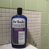 Dr Teal's® Comfort & Calm Foaming Bath With Pure Epsom Salt uploaded by Sarah S.