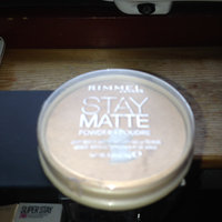 Rimmel London Stay Matte Pressed Powder uploaded by Megan L.