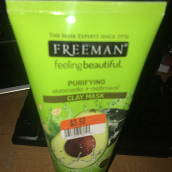 Photo of Freeman Facial Masque Clay Avocado and Oatmeal uploaded by Erin S.