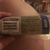 Old Wisconsin® Beef Premium Summer Sausage 8 oz. Package uploaded by Jill R.