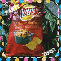 LAY'S® Cheddar Bacon Mac & Cheese Potato Chips uploaded by Faith M.