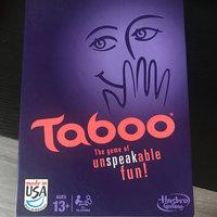 Hasbro HASBRO Taboo Game - HASBRO, INC. uploaded by Soha A.