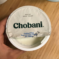 Chobani® Plain Non-Fat uploaded by Kell A.
