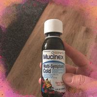 Childrens Mucinex Multi-Symptom Cold Liquid Very Berry uploaded by Melissa B.
