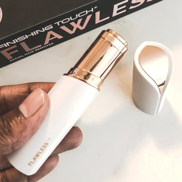 Photo of FLAWLESS™ By Finishing Touch uploaded by Tamara F.