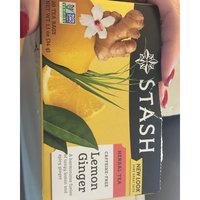 Stash Tea Lemon Ginger Herbal Tea uploaded by Rachel S.