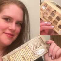 The Balm Nude'tude Palette uploaded by Staci D.