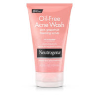 Neutrogena® Oil-Free Acne Wash Pink Grapefruit Foaming Scrub uploaded by Jocelin C.