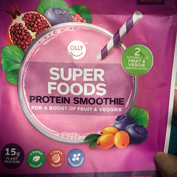 Photo of OLLY Super Foods Smoothie uploaded by Elizabeth C.