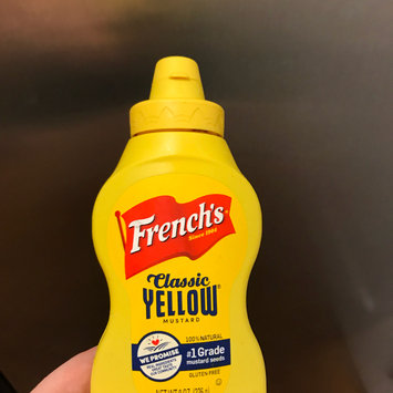 Photo of French's Classic Yellow Mustard uploaded by Nikole S.