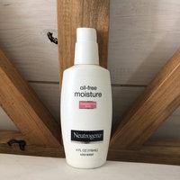 Neutrogena® Oil-Free Moisture-Combination Skin uploaded by Tori C.