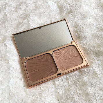 Photo of Charlotte Tilbury Filmstar Bronze & Glow Face Sculpt & Highlight uploaded by Stephanie R.