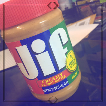 Photo of Jif Creamy Peanut Butter Spread uploaded by Carina M.