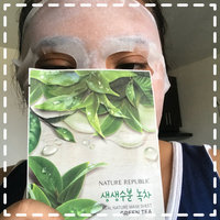Nature Republic - Real Nature Mask Sheet (Green Tea) 10 sheets uploaded by Cecil A.