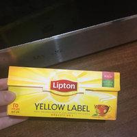 Lipton® 100% Natural Tea Bags uploaded by Dina E.