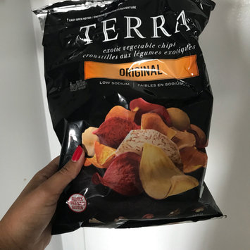 Photo of TERRA® Exotic Vegetable Chips Original Sea Salt uploaded by Angymer D.