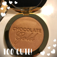 Too Faced Chocolate Gold Soleil Bronzer Medium uploaded by Bonnie V.