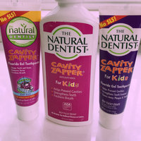 The Natural Dentist Cavity Zapper Fluoride Rinse Berry Blast uploaded by Alicia C.